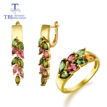 TBJ,colorful natural gemstone Brazil tourmaline jewelry set 925 sterling silver gold fine jewelry for lady wife party nice gift 60mm f 2 8 2 1 super macro manual focus lens for nikon f mount d7200 d7100 d7000 d5500 d5200 d3300 d3200 d810 d800 d90 d700 dslr