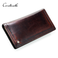 Brand Design Male Cowhide Short Wallet Commercial Genuine Leather Casual Men Wallets