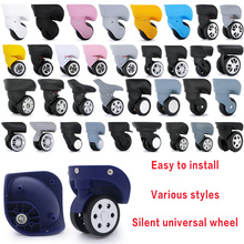 Luggage wheel replacement Wheels Suitcase accessories univer