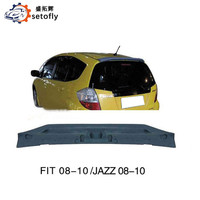 ABS REAR SPOILER FOR HONDA FIT JAZZ 2008 2010 YEAR