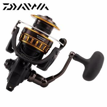 Best DAIWA BG 2500 8000 Spinning Fishing Reel 8KG ATD Metal Wire Body Fishing Reels 48df1abde761c99b90b086: 7