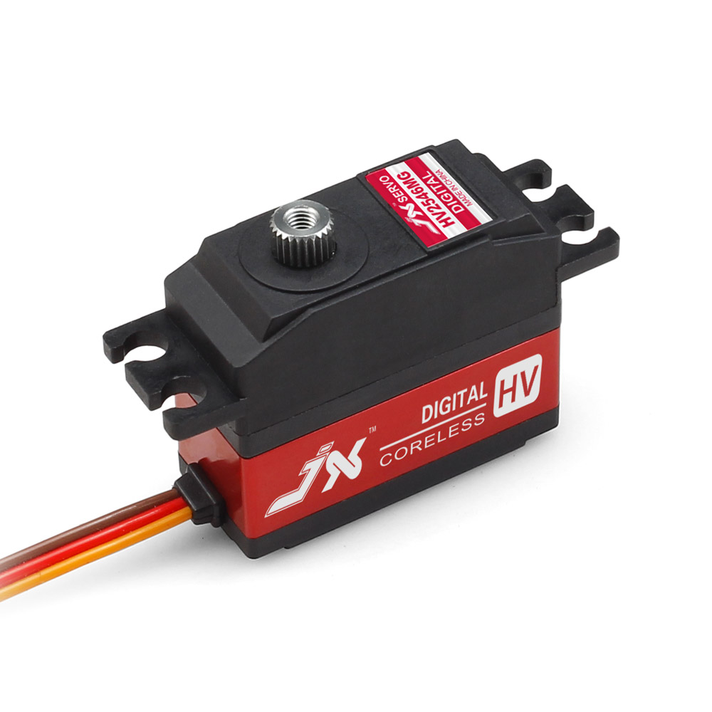 Superior Hobby JX PDI-HV2546MG 25g Metal Gear digital High Voltage coreless Gyro servo superior hobby jx bls hv6105mg 5kg high precision metal gear high voltage brushless digital gyro servo