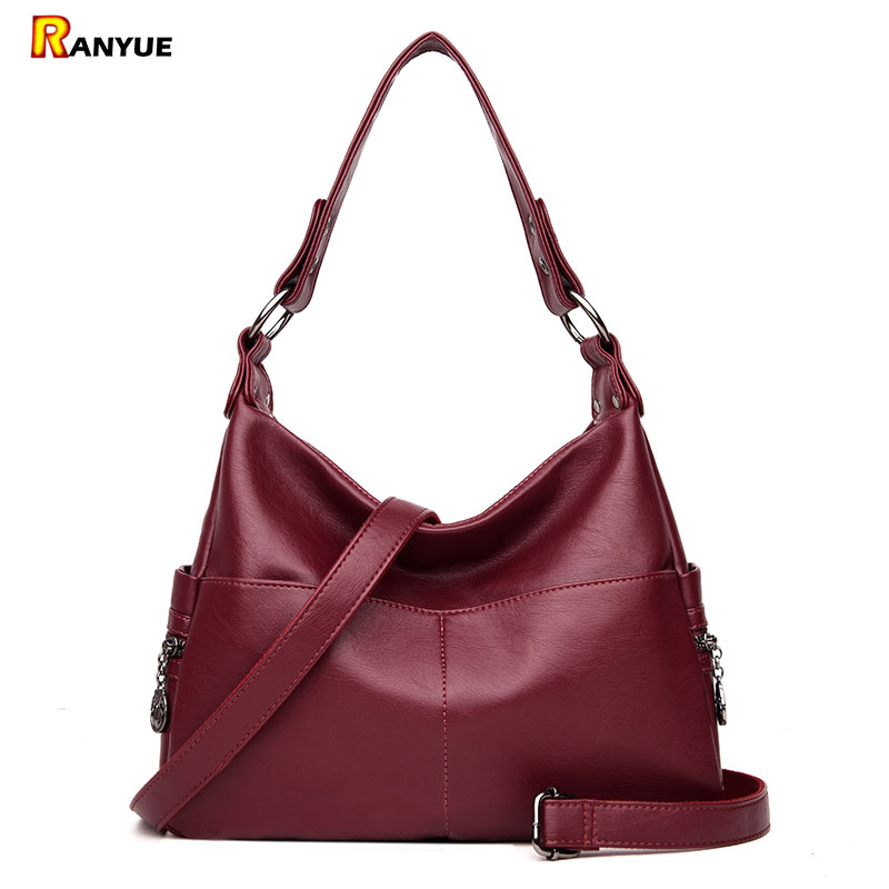Luxury Handbags Women Bags Designer High Quality Ladies Bolsa Feminina Couro Sac a Main Femme Bolsos Tote Borse Big Shoulder Bag hongu high grade leather handbags crocodile pattern large ladies hand bags luxury purse with shoulder strap sac a main femme