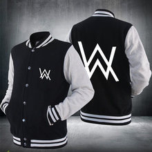 Dropshipping USA Alan Walker Faded Jacket Sweatshirts Coats fashion Men's Sweatshirts
