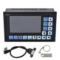 DDCSV2.1 500KHz CNC 4-Axis Engraving Machine Controller Motion Control System G Code Stepper Motor Driver
