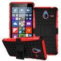 Гибридный Надежная защита от повреждений Силиконовый + Жесткий Сотовый Телефон Случае Крышка Для Microsoft Nokia Lumia 640 XL 640XL LTE Dual SIM Case Назад крышка