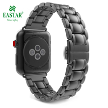 Eastar Stainless Steel Band for Apple Watch Band 42mm 38mm 44mm 40mm Replacement Watchband for iWatch 5/4/3/2/1 Accessories