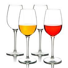 Небьющиеся бокалы для вина es Tritan ПВХ небьющиеся бокалы для вина Copa de vino без БФА kieliszki do wina бокал 12,5 унций-набор из 4