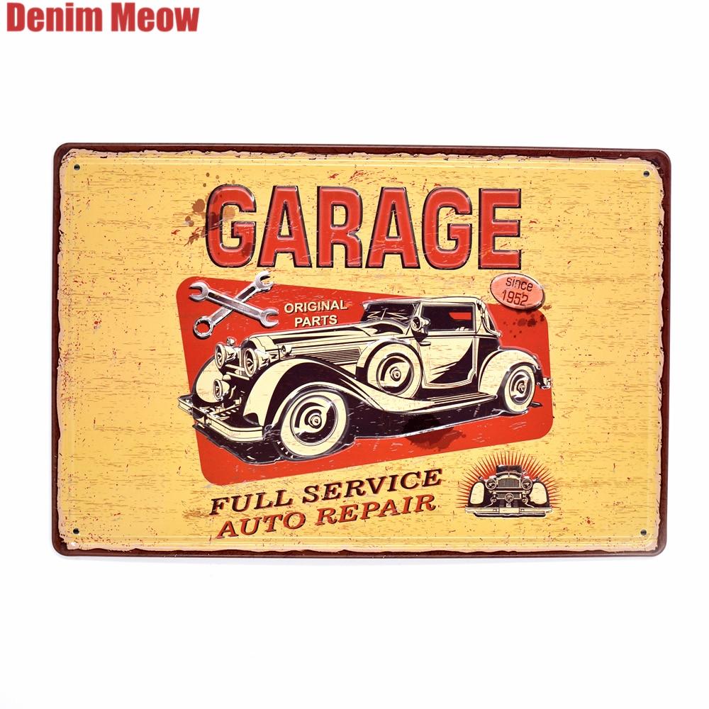 Metal Tin Sign super sport car Bar Pub Home Vintage Retro Poster Cafe ART