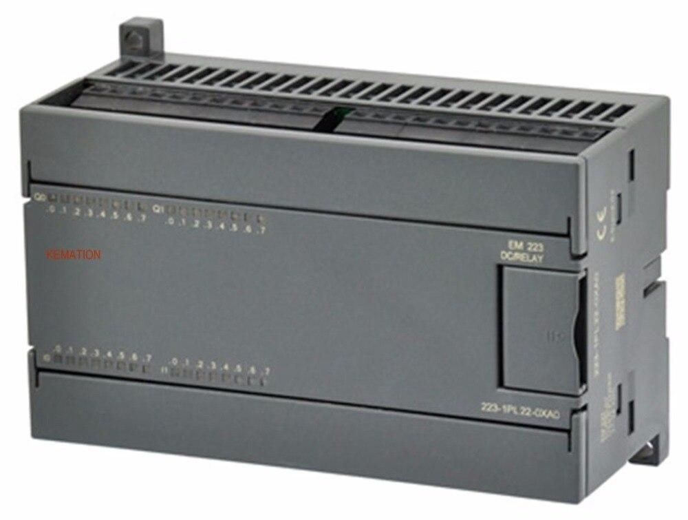 S7 200 Digital Module 6ES7223 1PL22 0XA0 Compatible 6ES7 223 1PL22 0XA0 EM223 16DI 24VDC 16DO
