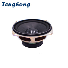 Woofer Speaker Audio-Bass Home Theater Full-Range 4inch Portable 20W 105MM 10W Tenghong