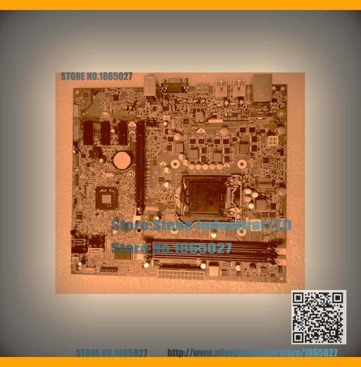 ФОТО 260 260S A1155 DDR3 H61 Desktop Motherboard GDG8Y 100% Tested Good Quality