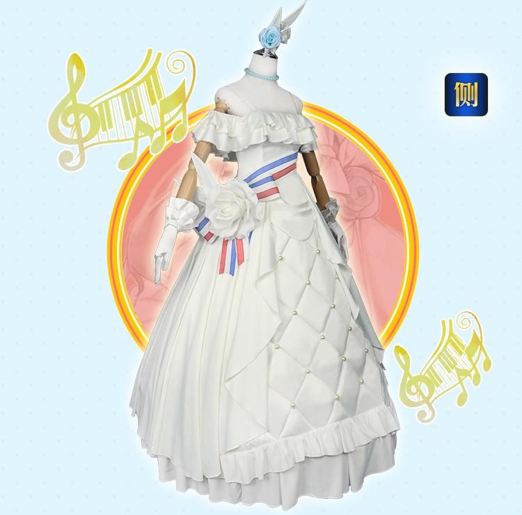 Marie Antoinette FGO Cosplay Costume  Musical symphony Marie Antoinette cosplay costume dress female 21