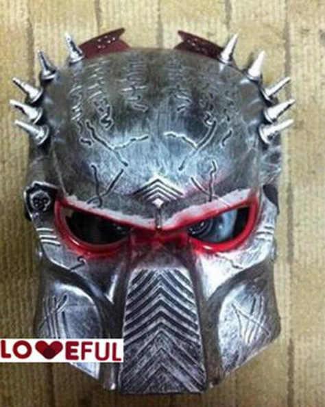 Nuovo Qualità Sfera di Costume Aliens Vs Predator AVPR Mascherina Del Partito di Halloween di Ballo di Compleanno