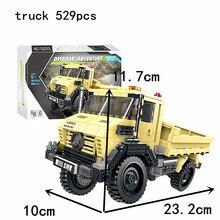 цена на Newtoystechnic Blocks The  ATV Technic Car Model Building Blocks  Friends Bricks Kids Toys For Children Gift