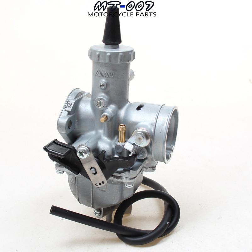 VM26 30mm Carburetor High performance for Mikuni loncin zongshen lifan  shineray 200cc 250cc dirt bikes ATV Quad
