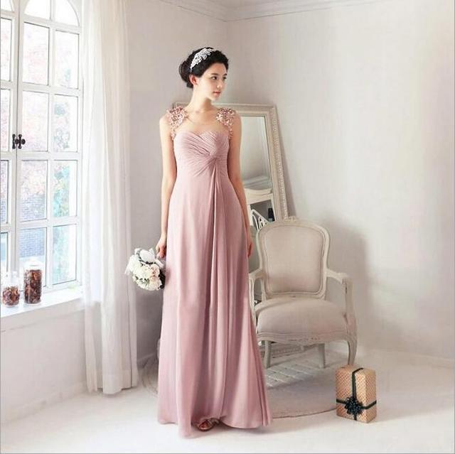 Hi Q Dashiki Maxi Dress Panjang Plus Ukuran Wanita Pakaian Pesta