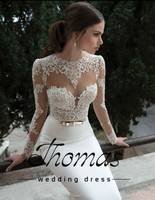 robe de soiree white long sleeve 2018 hot sexy backless vestido de festa appliques bridal gown mother of the bride dresses