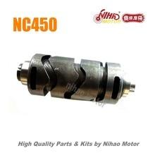 Tambour de changement de vitesse, 96 pièces NC450 (6 vitesses) moteur ZONGSHEN NC RX4 (moteur Nihao) KAYO Motoland BSE VENTO Asiawing Xmoto
