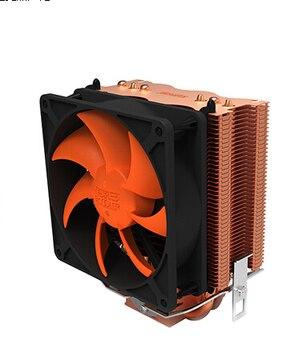 Overclocking three (pccooler) the Yellow Sea cool version of multi platform CPU radiator for LGA1366/