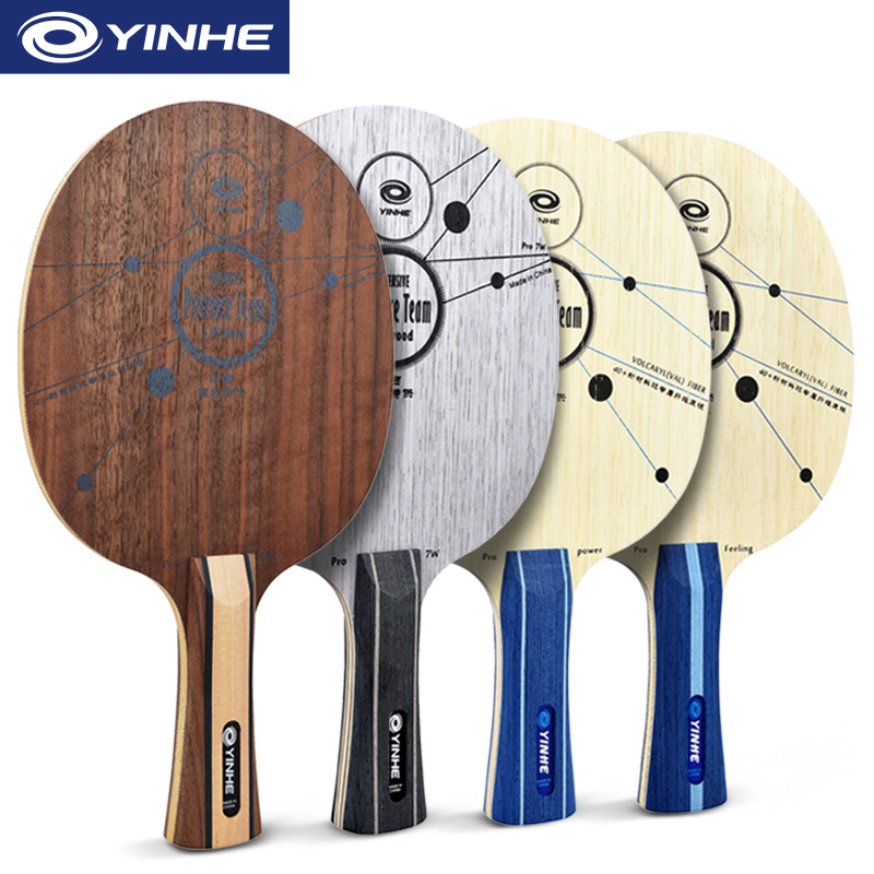 YINHE Galaxy PRO FeeLing Provincial Arylate Carbon Table Tennis Blade Ping Pong Bat