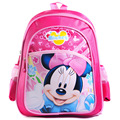 2017 Children's Gifts Cartoon Backpack High Quality Kid Kindergarten Bag For Baby girls boys Schoolbag for age 1-6 Child mochila