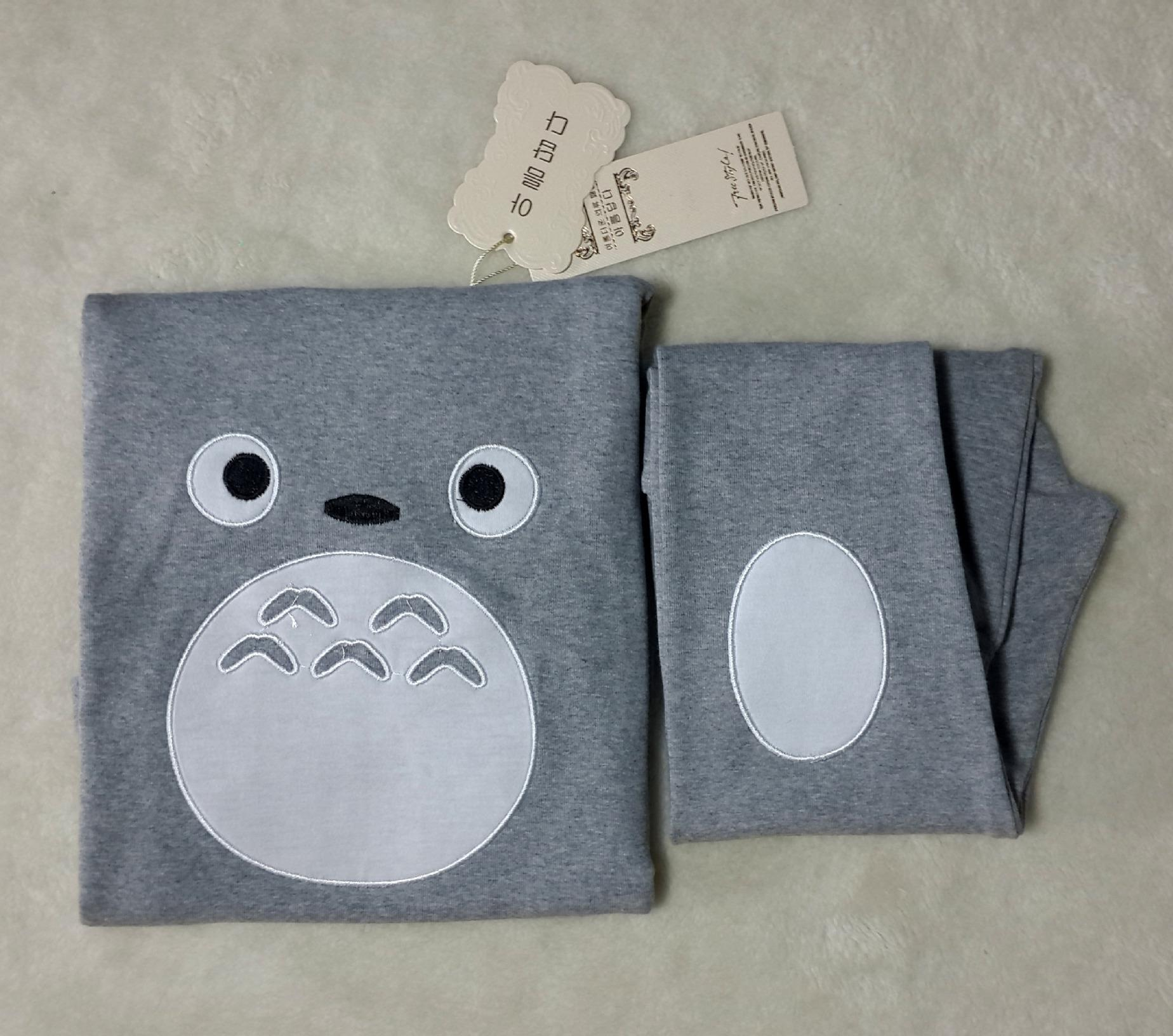 ... Unisex Studio Ghibli My Neighbor Totoro – New Korean Style Children  Pajamas ... 325362fc2