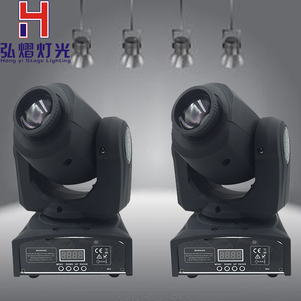 30W LED gobo Moving Head Lighting spot lighting dj set gobo christmas lights dj light projector for bar party event 4 pieces lot moving head 30w gobo led lighting spot light dj set gobo christmas lights dj light projector for bar party event