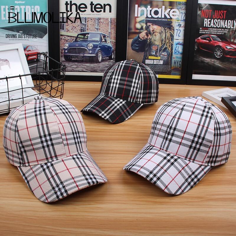 Dekliška baseball kapa opremljena Snapback klobuk deček moda Stipe - Oblačilni dodatki