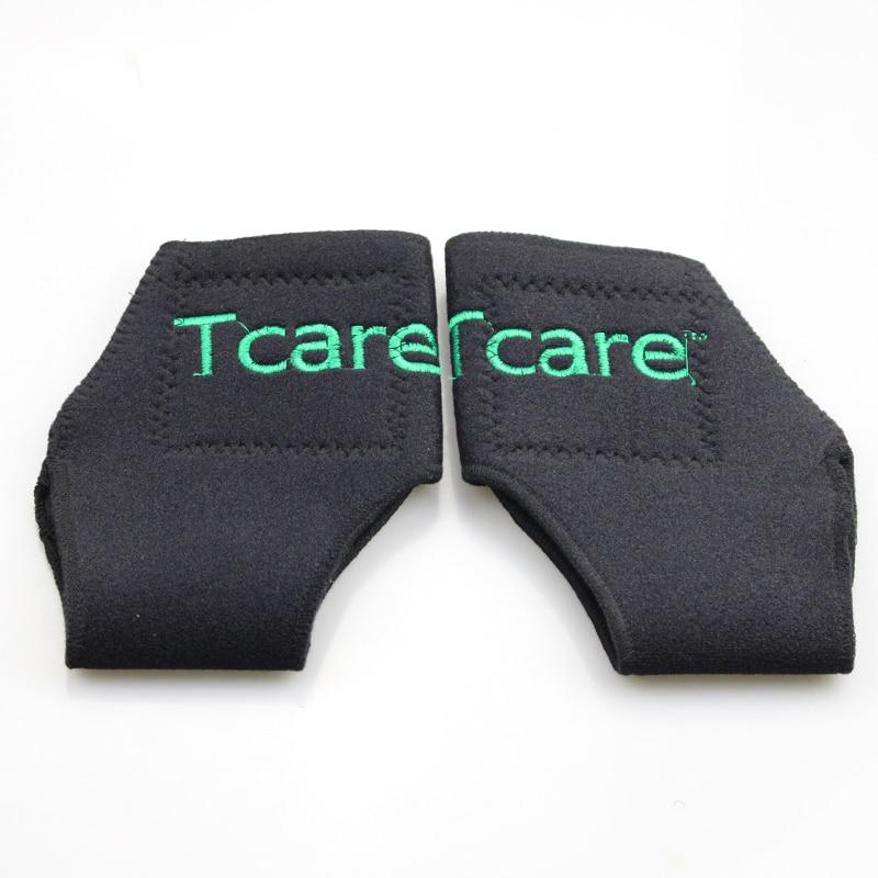 Cuidado 1 par de turmalina autocalentable Soporte de tobillo Terapia - Cuidado de la salud - foto 4