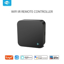S06 WIFI IR Remote Mini Smart Home Automation Wifi 2.4GHz  with Alexa Google home Voice Universal Controller