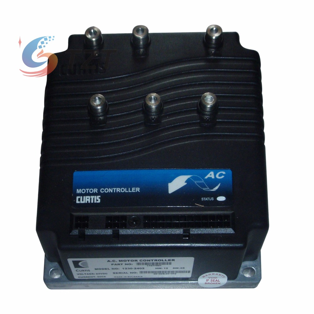250A 24V AC Motor Controller 1230 Replacing CURTIS 1230 2402 for Liftstar Electric Forklift CBD20 460