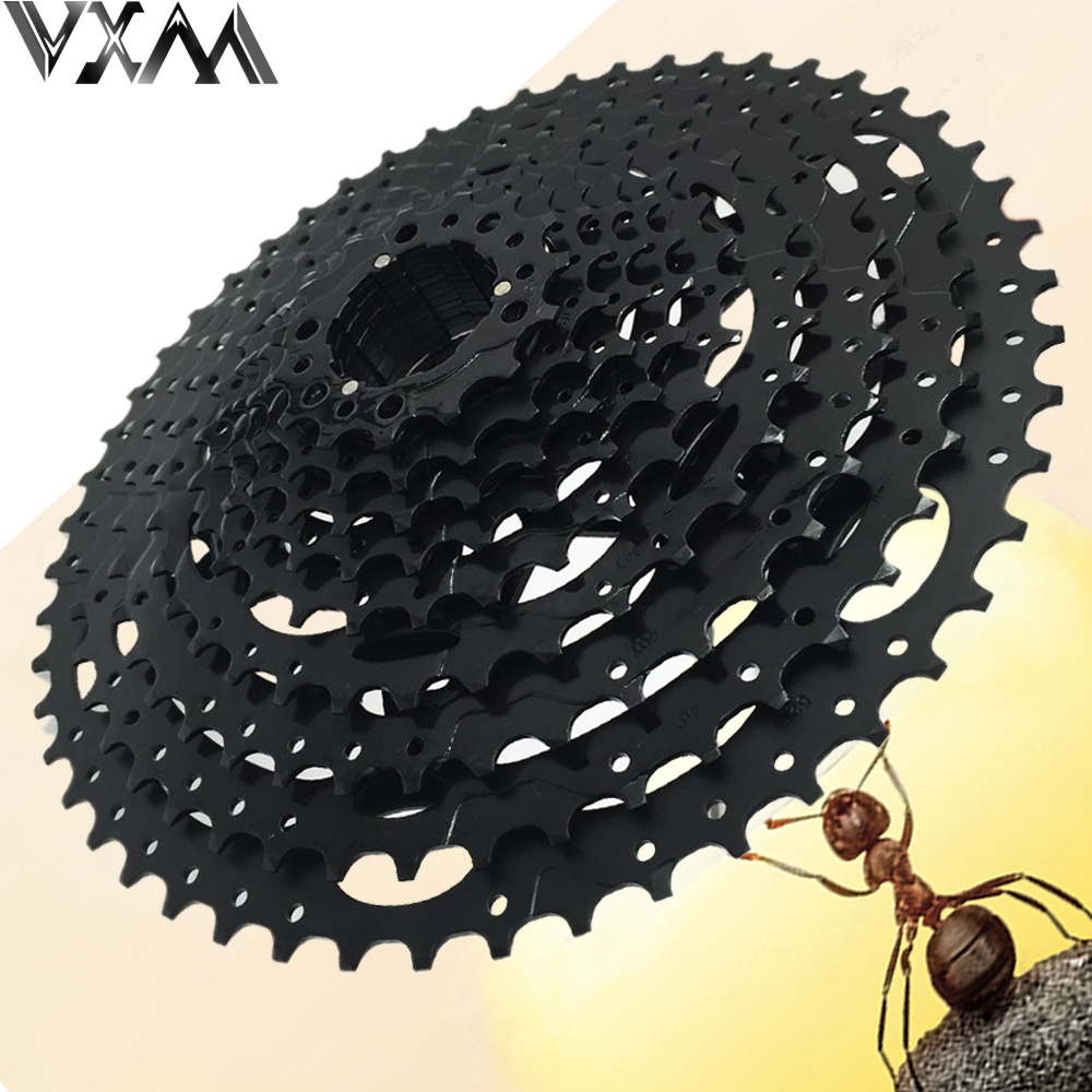VXM Bicycle Freewheel 11 Speed 11T-52T Cassete MTB Bike 11s Freewheel 11-52T Alloy Wide Ratio 11S Bicycle Flywheel Bicycle Parts west biking bike chain wheel 39 53t bicycle crank 170 175mm fit speed 9 mtb road bike cycling bicycle crank
