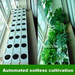 DIY system hydroponiczny dom ogród pole uprawy warzyw balkon sadzenia sprzęt hydroponiczny sprzęt do uprawy bezglebowej