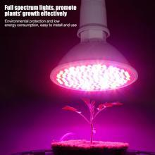 200 светодио дный E27 растет лампы завод растут лампочки в помещении сарай растений Полный спектр светать гидропонная, для растений лампы роста