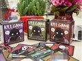 Frete grátis Jogo Q Versão Kille Festa de Amigos Da Família Jogo De Cartas Jogo de Tabuleiro 6*6 cm GYH