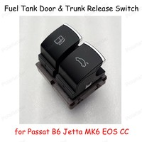 35D 959 903 For VW P assat B6 J etta M K6 EOS CC Fuel Tank Door & Trunk Release Button Switch