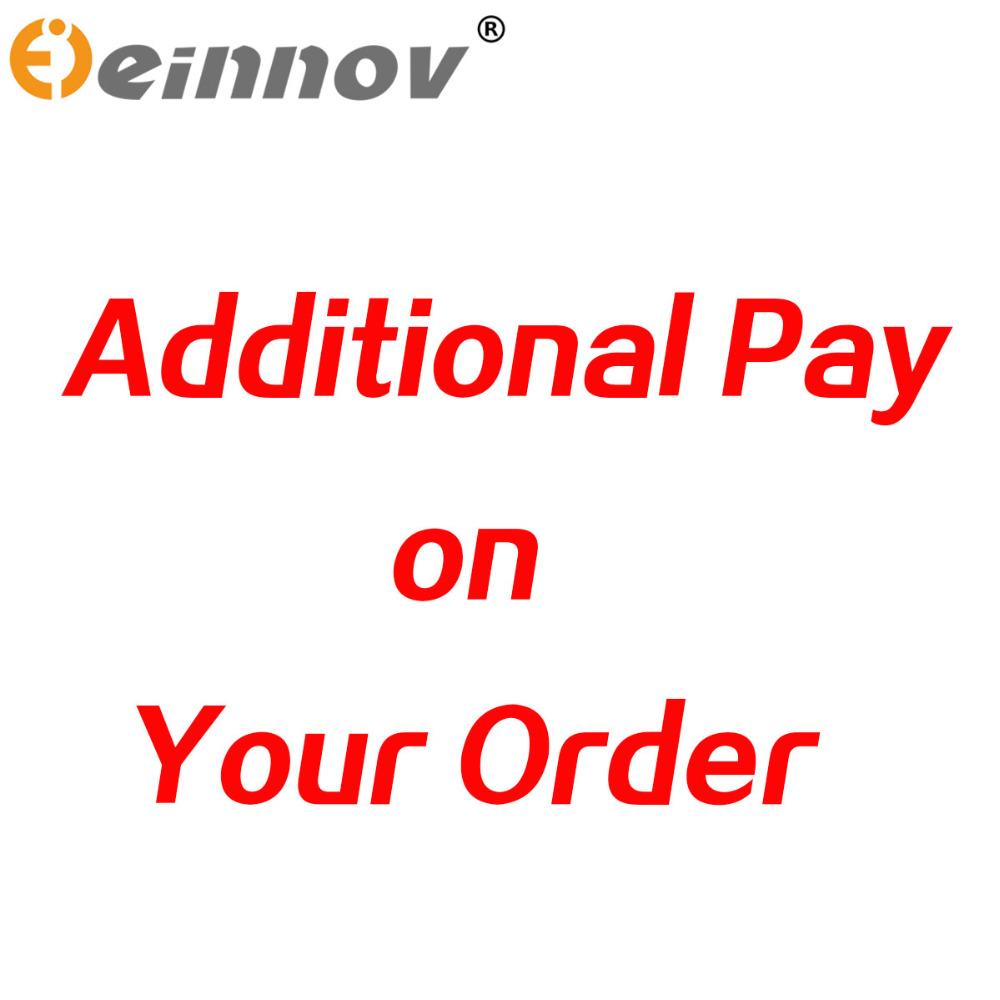 Additional Pay on Your Order, Not Real Product, Please Contact the costomer services Before Buying pay mts