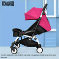 Portable Baby Buggy Infant 0-36M Lightweight Wheelchair Travel Baby Stroller Kid Car Carriage Pushchair