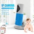 Baby Monitor Inalámbrico Wifi Nightvision Intercom Cámara de Vídeo Soporte Para IOS Android Monitor de Bebé Con Cámara de Seguridad