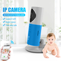 Baby Monitor Wireless Wifi Nightvision Intercom Camera Video Support For IOS Android Security Baby Monitor With Camera
