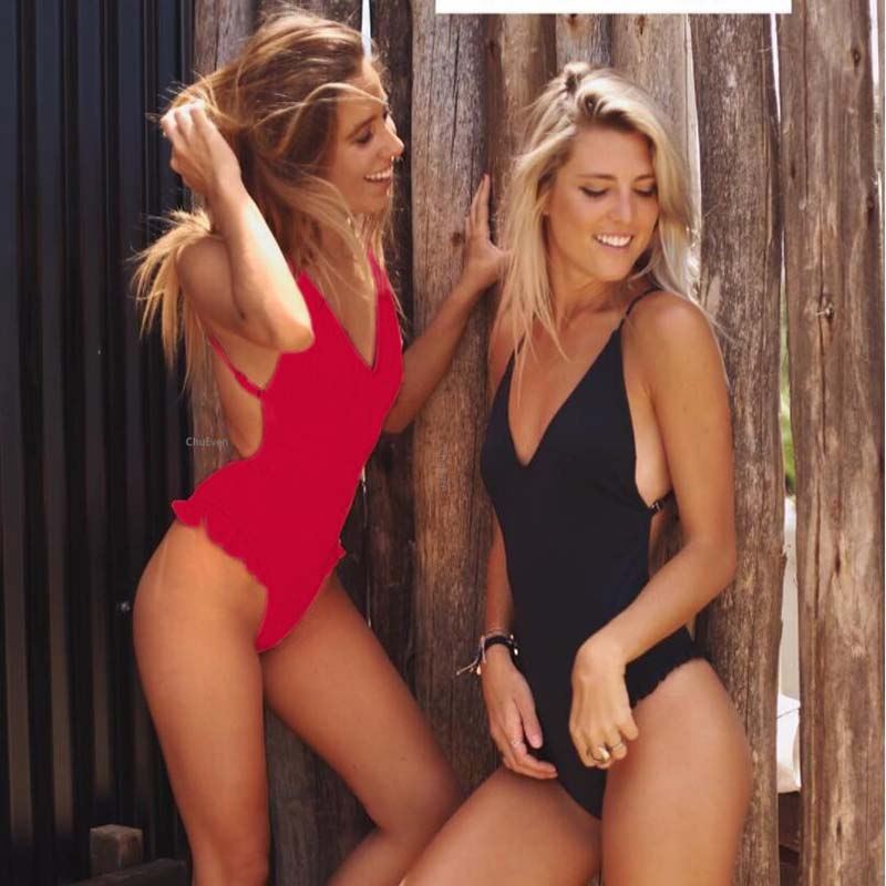 Hot Sexy 2018 New Swimsuit One Pieces Swimwear Womes