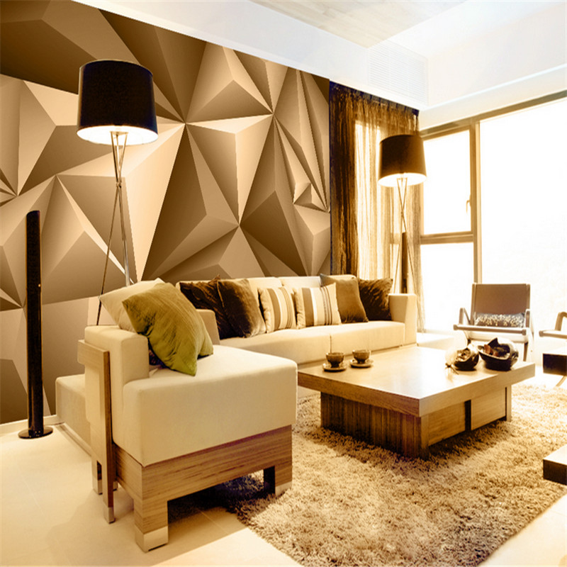modern home custom 3d high quality non-woven mural wallpaper geometric relief 3d tv sofa background wallpaper for study room free shipping hepburn classic black and white photographs women s clothing store cafe background mural non woven wallpaper