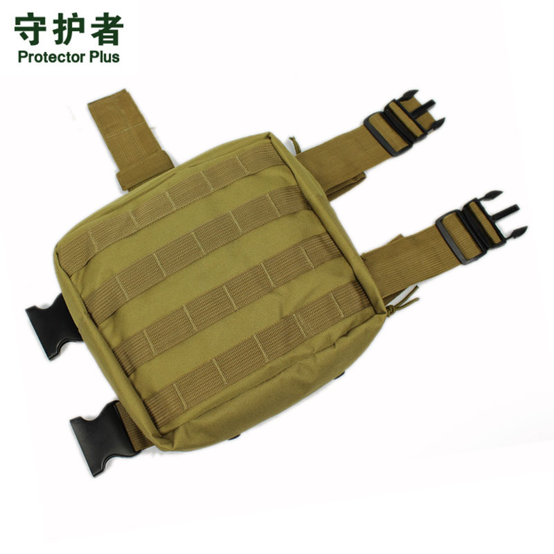 Men's Drop Tool Leg Bag Fanny Pack Waist Thigh Hip Bum Belt Multi-purpose Military Tactical for Travel Riding Hiking Bags petzl demi rond