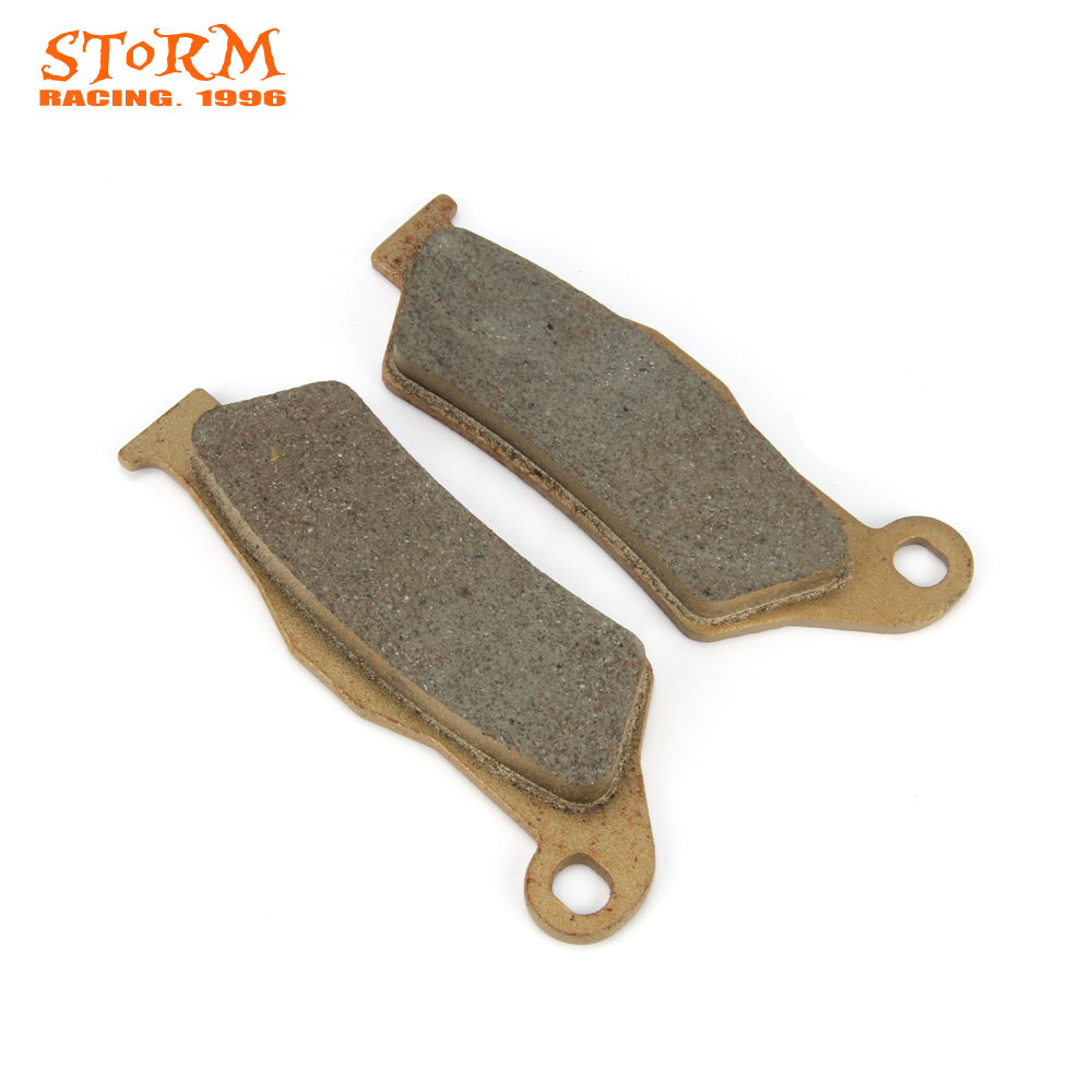 Motorcycle Rear Brake Disc Pads For BMW R850C R 850 1100 <font><b>1150</b></font> <font><b>GS</b></font> R RT R1100S S1000RR HP2 R1200 R1200C R1200GS K1200S K1200R image
