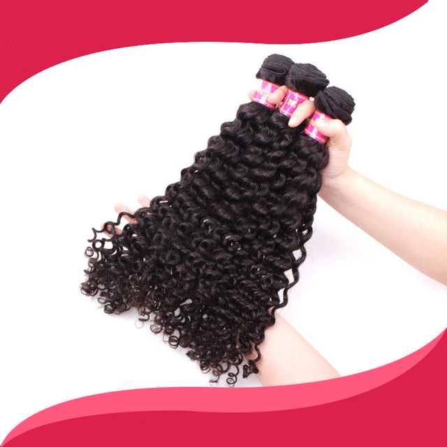 2015 Time-limited Real Weaving 3 Pieces/lot Curly Braiding Human Hair Brazilian Virgin Quality Peruvian Slove Premium Now