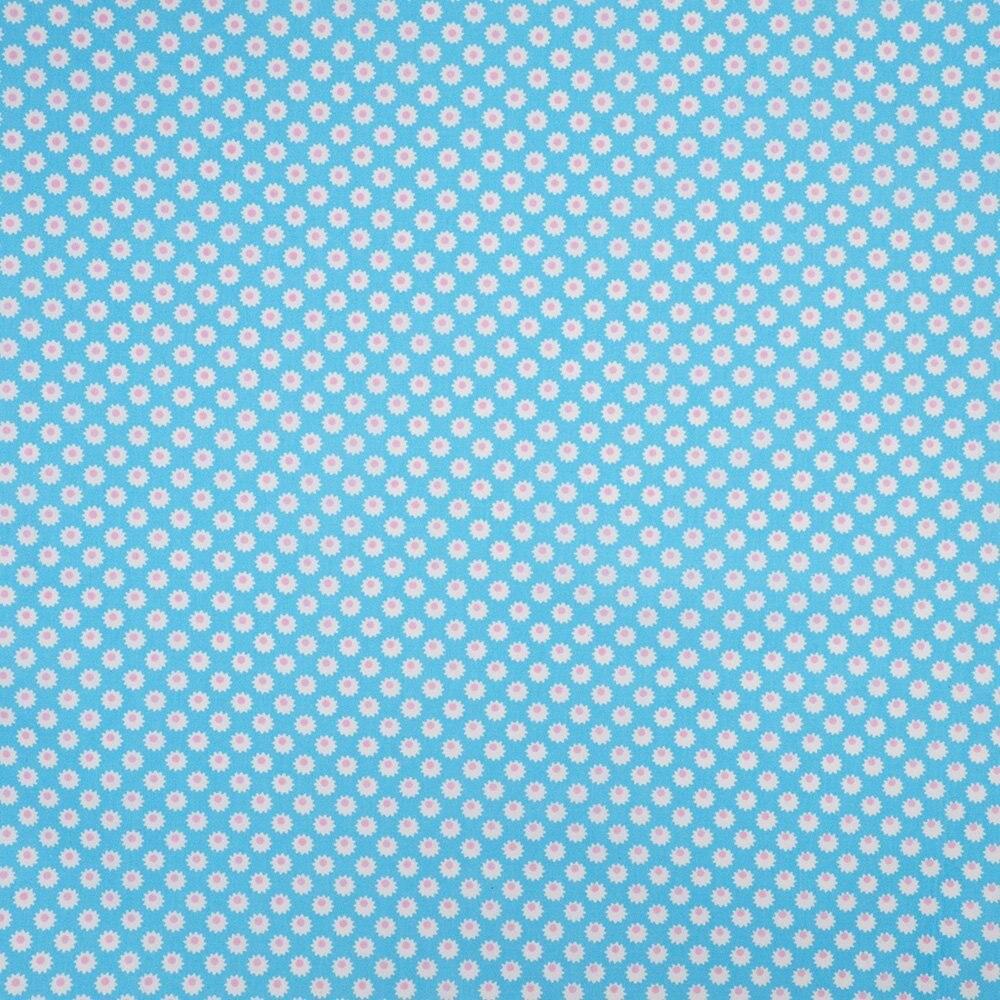 ibotti 8 Unids / Lote 46 * 56 cm Azul Bowknot Dot Grid Series tela de - Artes, artesanía y costura - foto 6