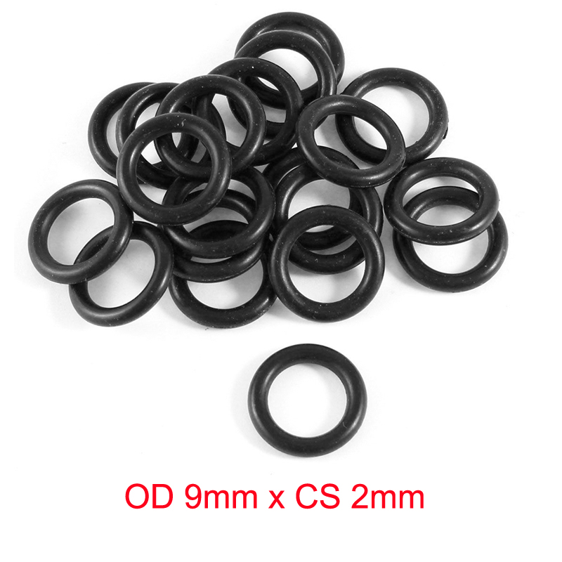 OD9mm*CS2mm NBR rubber o ring gasket seal free freight