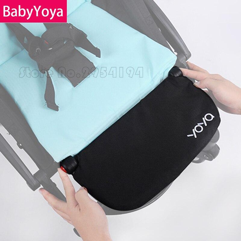 BABYYOYA Baby Stroller Accessories Baby Stroller Footboard Foot Rest For Baby Yoya Stroller Brand Baby Sleep Extend Board
