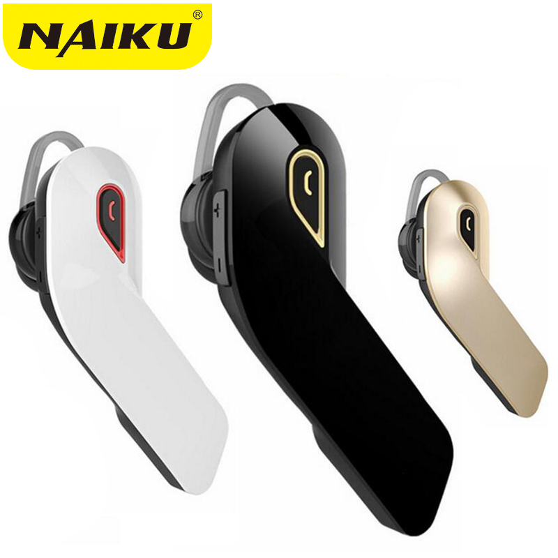 Date Bluetooth Casque Mains Libres Auriculares Sans Fil 4.1 Écouteurs Intra-auriculaires pour iPhone Samsung Xiaomi Huawei LG Sony